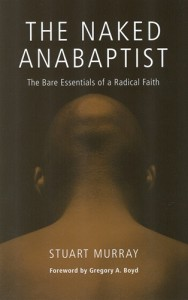 Book cover of The Naked Anabaptist