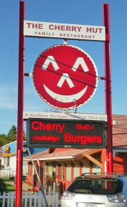 Cherry Hut in Beulah. Photo by Elizabeth Kinsey.