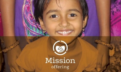 Find worship resources for this year's Mission Offering at www.brethren.org/missionoffering .