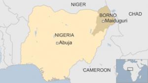 Nigeria-Borno State-Maiduguri