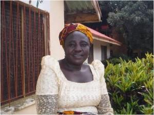 Susan in Jos