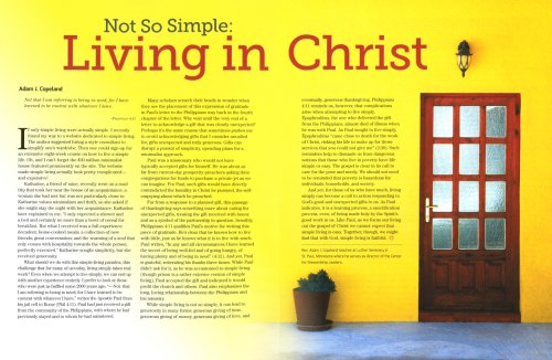 Order a free copy of Giving magazine today at www.brethren.org/givingmag.