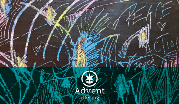 Read an Advent Offering worship resource in this week's issue of eBrethren.