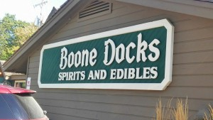Boone Docks. Photo by Elizabeth Kinsey