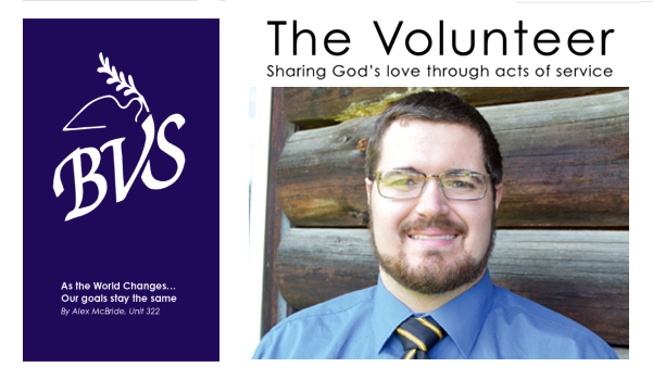 Read a Brethren Volunteer Service reflection by Alexander McBride