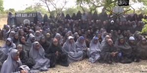 Nigerian Girls in Captivity