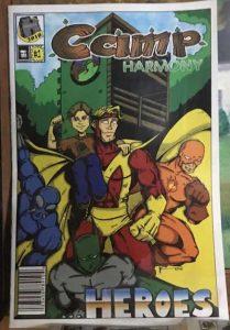 Camp Harmony Heroes
