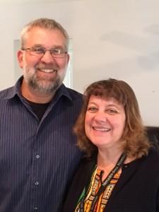 Deb and Dale Ziegler