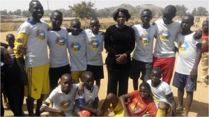FSCF school soccer team