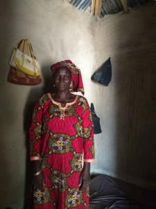 Esther( a widow)