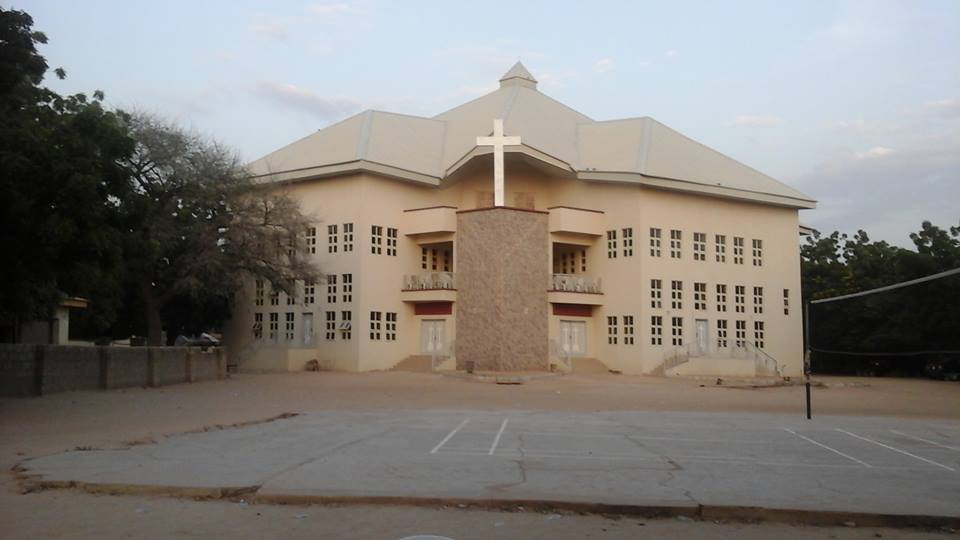 EYN #1 Maiduguri Church