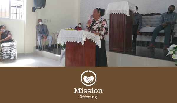 Mission Offering 2021 banner photo