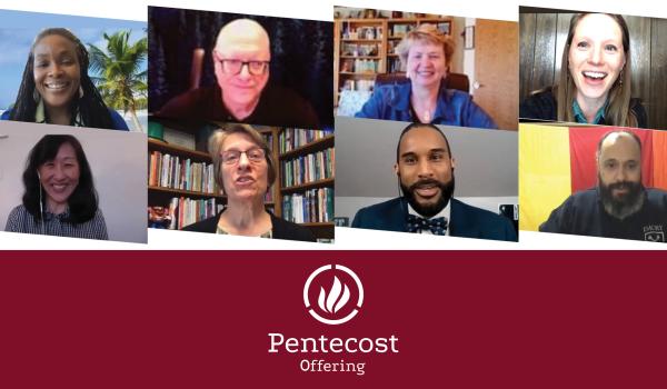 Pentecost Offering 2021