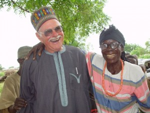 Ralph Royer (2003 visit to Nigeria)