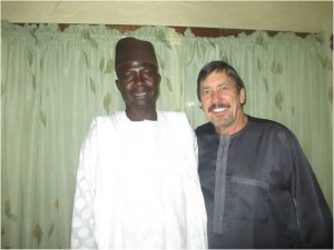 Rev. Yohanna Budwara & Carl