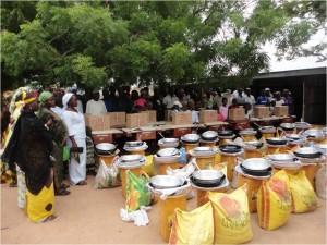 WYEAHI distribution of livelihoods july