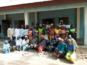 Trauma Workshop in Chibok