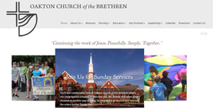 Oakton Church of the Brethren website