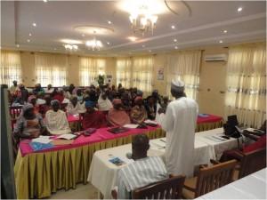 Session on Gender Based Violence