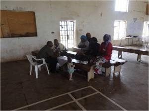 Sharing of stories aids healing